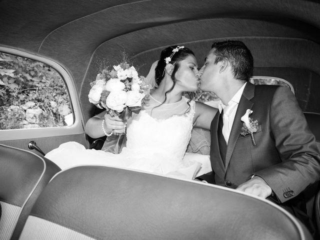Le mariage de Charlotte et Antoine à Crolles, Isère 14