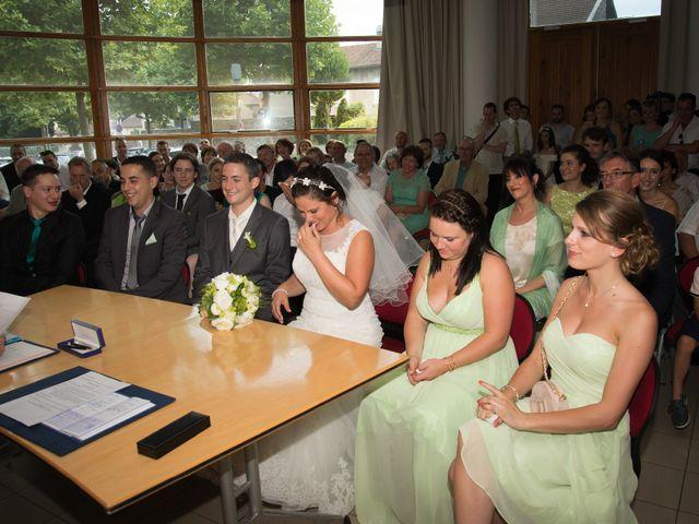 Le mariage de Charlotte et Antoine à Crolles, Isère 16
