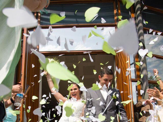 Le mariage de Charlotte et Antoine à Crolles, Isère 17