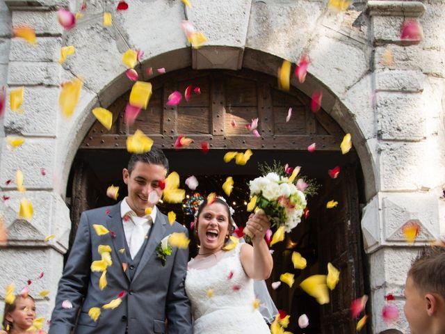 Le mariage de Charlotte et Antoine à Crolles, Isère 24