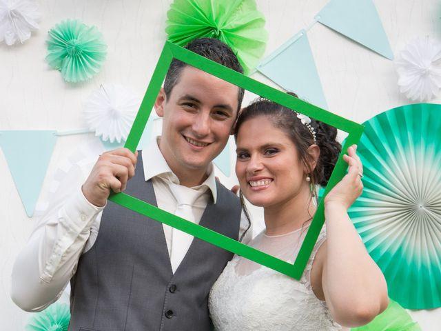 Le mariage de Charlotte et Antoine à Crolles, Isère 31