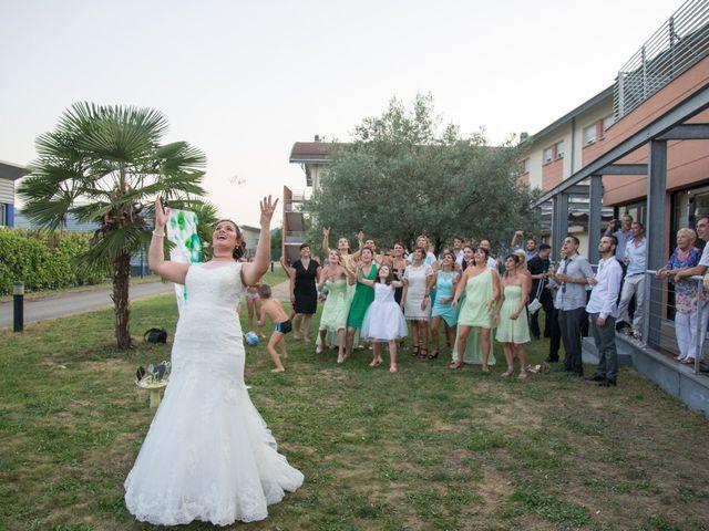 Le mariage de Charlotte et Antoine à Crolles, Isère 33