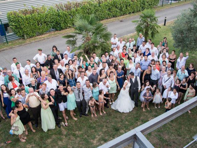 Le mariage de Charlotte et Antoine à Crolles, Isère 34