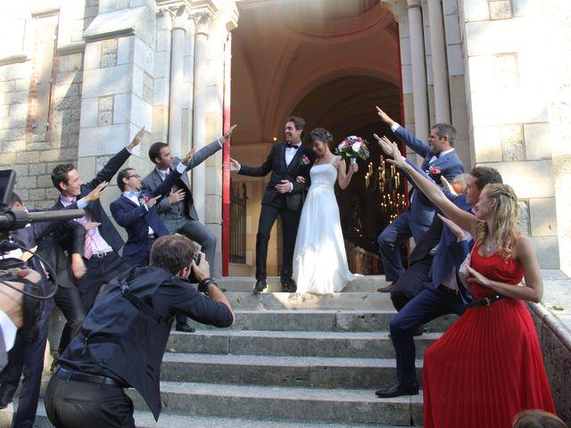 Le mariage de Thibault et Emilie