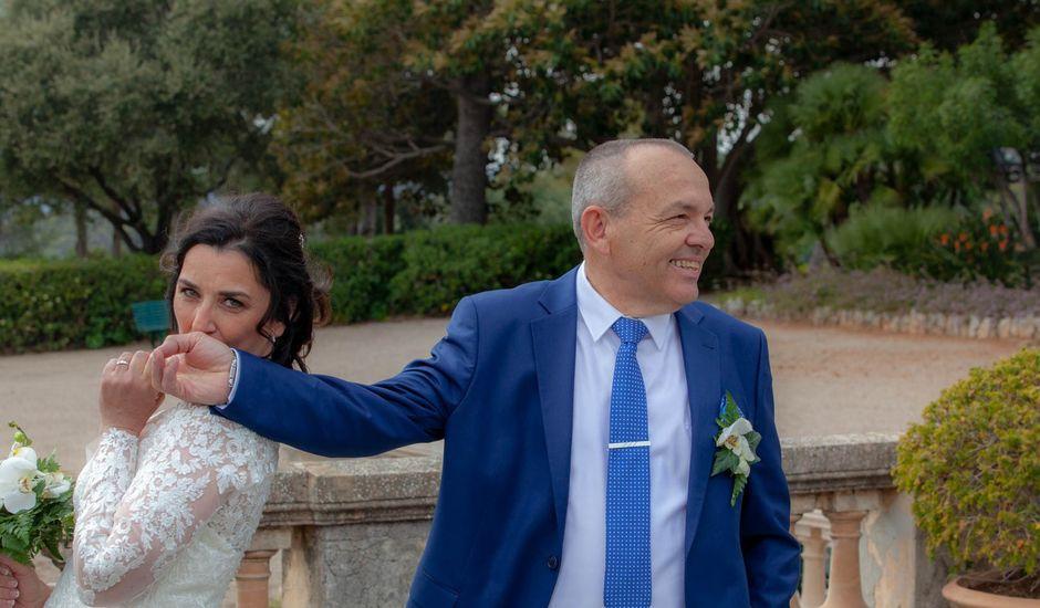 Le mariage de Céleste et Didier à Antibes, Alpes-Maritimes