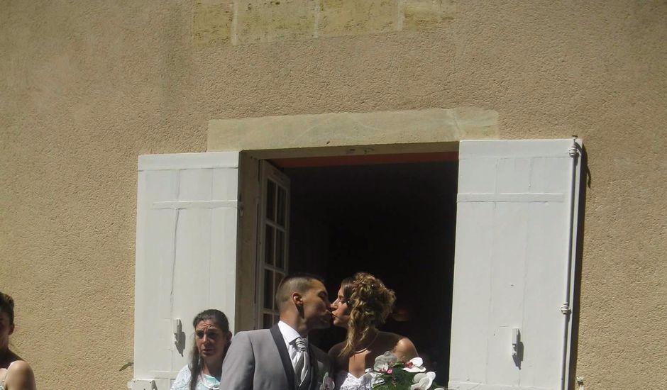 Le mariage de Johan  et Marie-laure à Saint-Seurin-de-Cursac, Gironde
