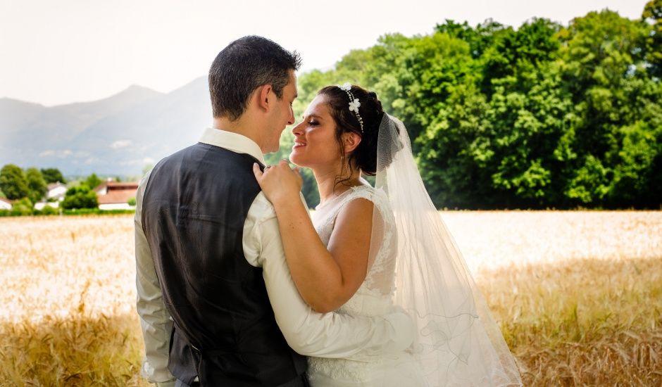 Le mariage de Charlotte et Antoine à Crolles, Isère