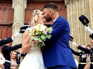 Le mariage de Claire et José
