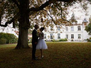 Le mariage de Caroline et François