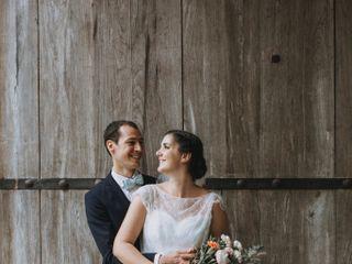 Le mariage de Céline et Maxime 1