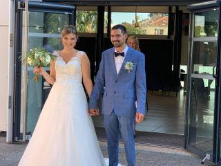 Le mariage de Fanny et Steve