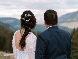Le mariage de Nadia et Marc