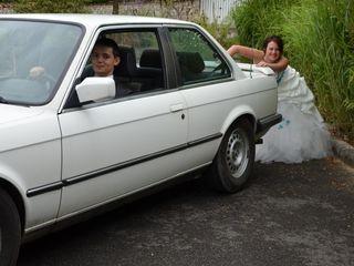 Le mariage de Anastasia et Damien