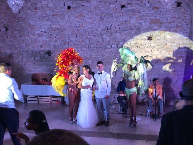 Le mariage de Bastien et Edilene  à Montauban, Tarn-et-Garonne 35
