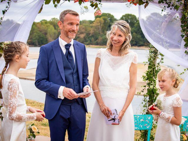 Le mariage de Christelle et Nicolas à La Chapelle-sur-Loire, Indre-et-Loire 8