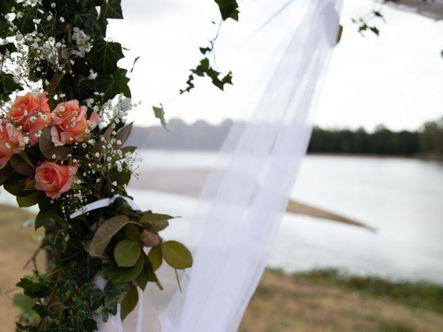 Le mariage de Christelle et Nicolas à La Chapelle-sur-Loire, Indre-et-Loire 11