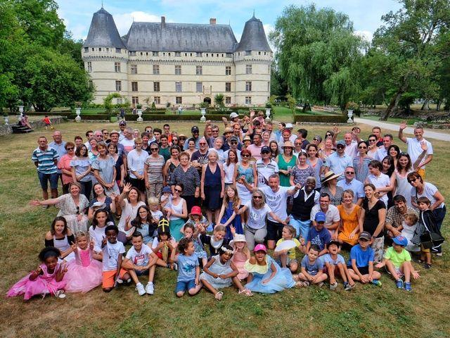Le mariage de Christelle et Nicolas à La Chapelle-sur-Loire, Indre-et-Loire 15