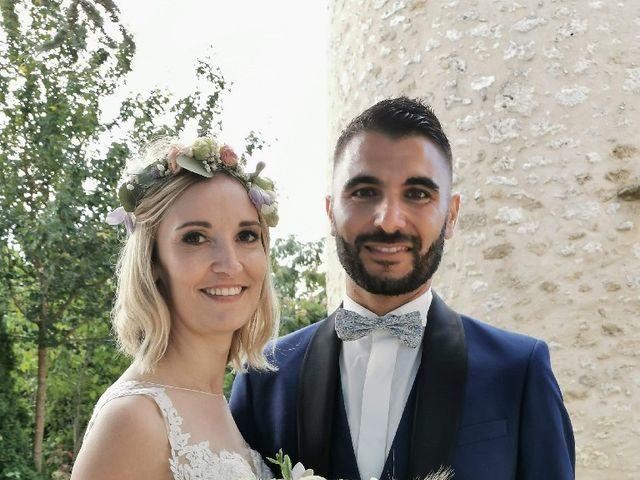 Le mariage de José et Claire à Sainte-Radegonde, Gironde 3