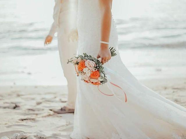 Le mariage de Vincent et Anaïs à Saint-Gilles les Bains, La Réunion 2