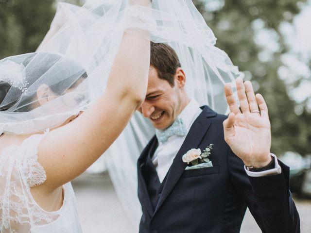 Le mariage de Maxime et Céline à Les Molières, Essonne 2