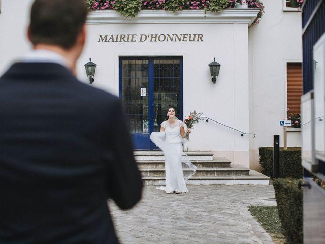 Le mariage de Maxime et Céline à Les Molières, Essonne 8