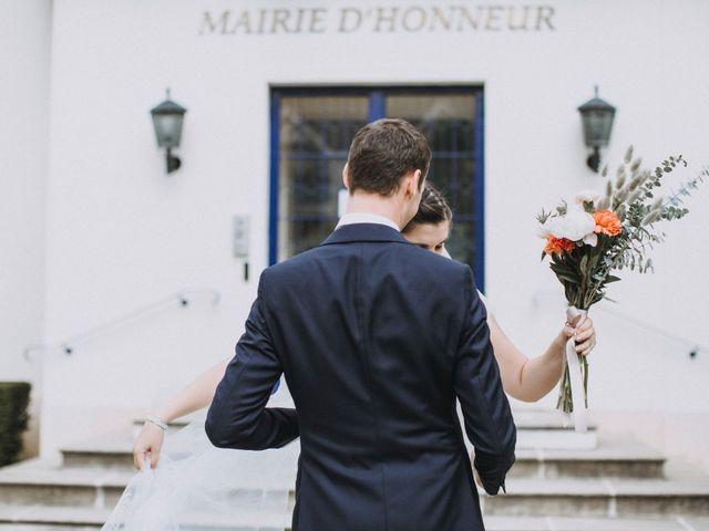 Le mariage de Maxime et Céline à Les Molières, Essonne 9