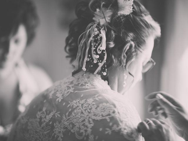 Le mariage de Aurélien et Émilie à Sainte-Foy-l'Argentière, Rhône 13