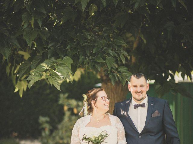 Le mariage de Aurélien et Émilie à Sainte-Foy-l'Argentière, Rhône 1