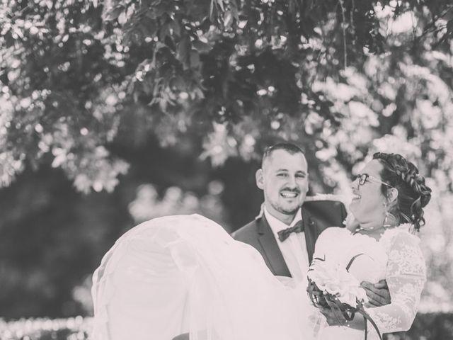 Le mariage de Aurélien et Émilie à Sainte-Foy-l'Argentière, Rhône 2