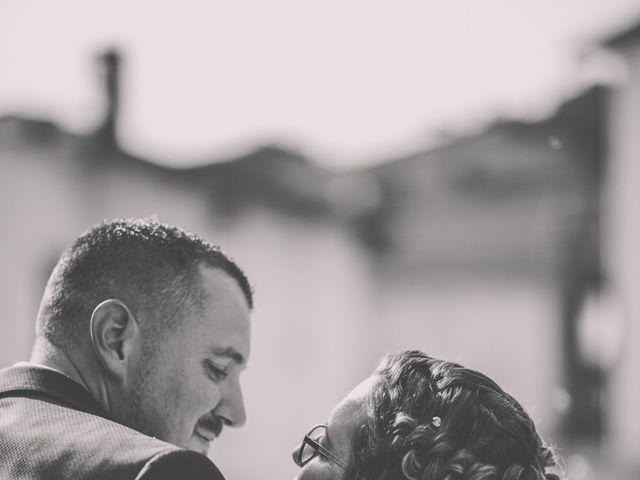 Le mariage de Aurélien et Émilie à Sainte-Foy-l'Argentière, Rhône 25