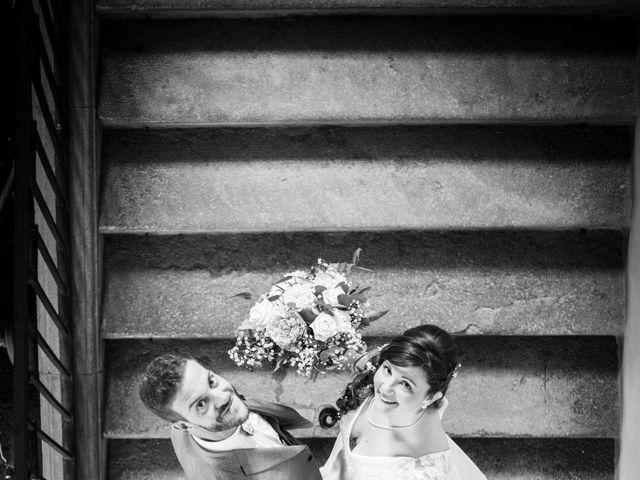 Le mariage de Thomas et Johanna à Lons-le-Saunier, Jura 3