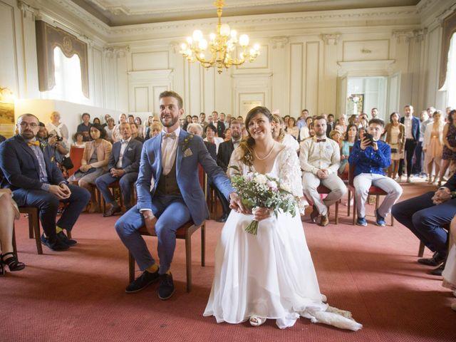 Le mariage de Thomas et Johanna à Lons-le-Saunier, Jura 4