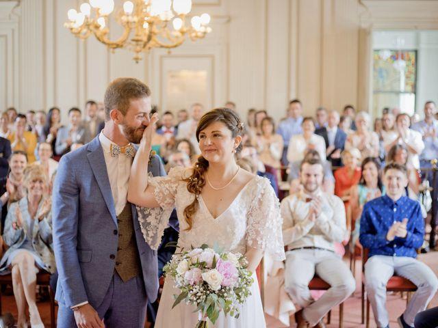 Le mariage de Johanna et Thomas