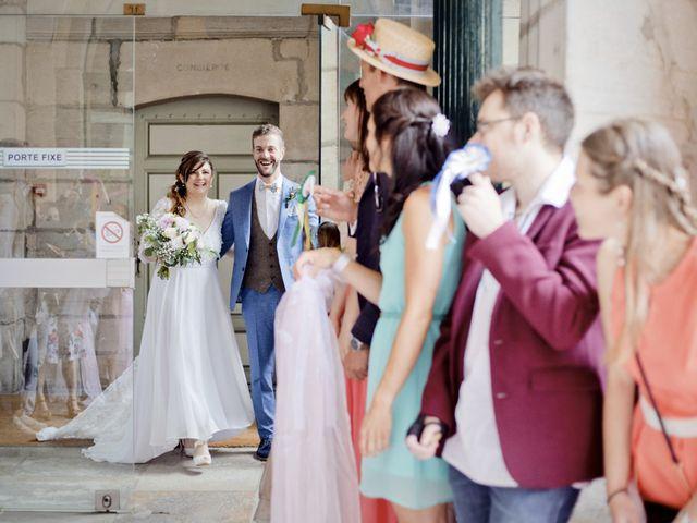 Le mariage de Thomas et Johanna à Lons-le-Saunier, Jura 6