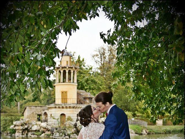 Le mariage de Nicolas et Tess à Rosny-sur-Seine, Yvelines 10