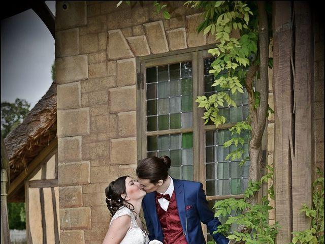Le mariage de Nicolas et Tess à Rosny-sur-Seine, Yvelines 12