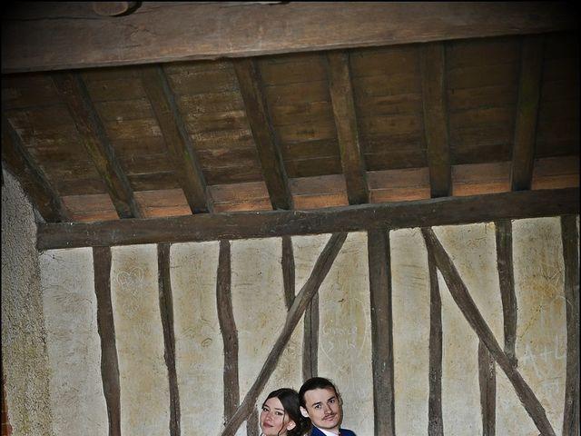 Le mariage de Nicolas et Tess à Rosny-sur-Seine, Yvelines 14