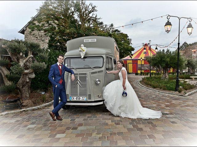 Le mariage de Nicolas et Tess à Rosny-sur-Seine, Yvelines 18