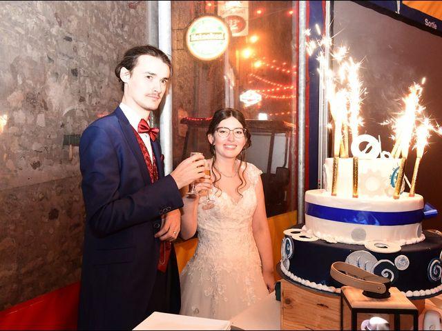 Le mariage de Nicolas et Tess à Rosny-sur-Seine, Yvelines 20