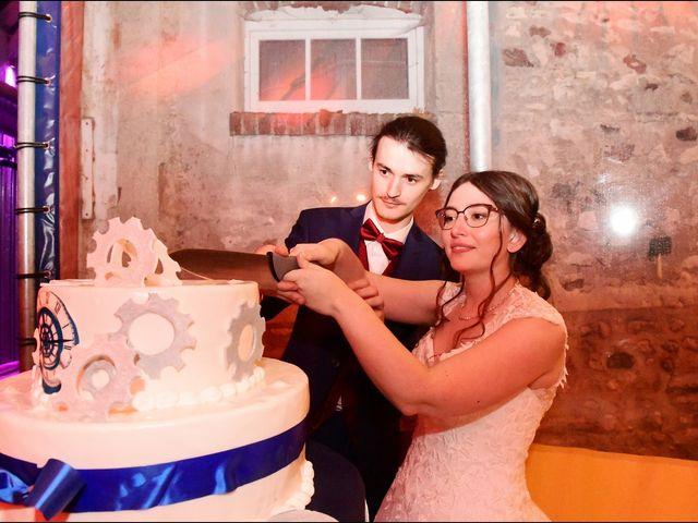 Le mariage de Nicolas et Tess à Rosny-sur-Seine, Yvelines 22