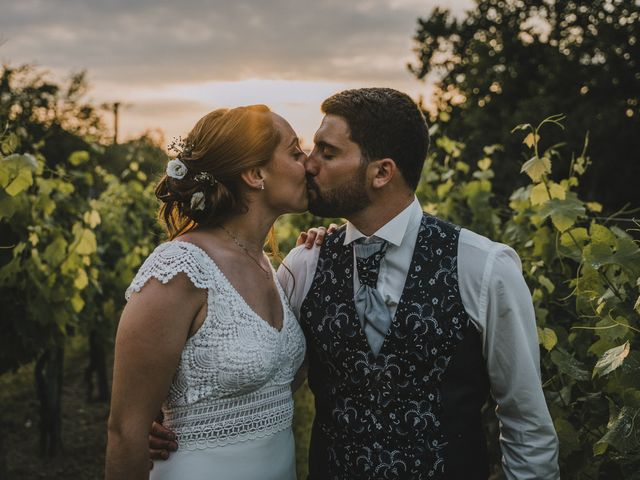 Le mariage de Coralie et Nicolas