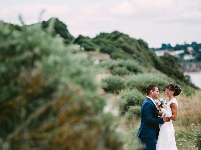 Le mariage de Quentin et Elodie