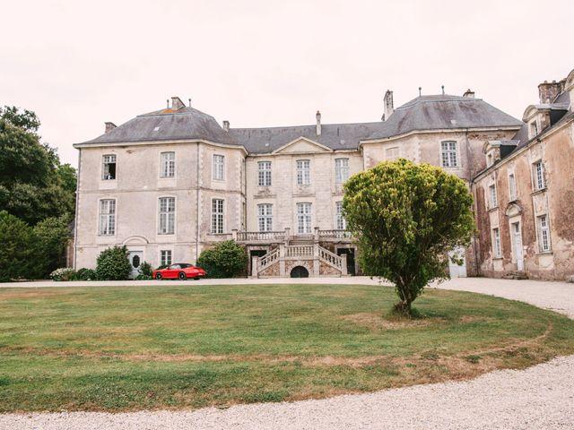 Le mariage de Elodie et Quentin à Frossay, Loire Atlantique 7