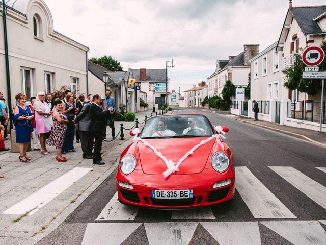 Le mariage de Elodie et Quentin à Frossay, Loire Atlantique 21