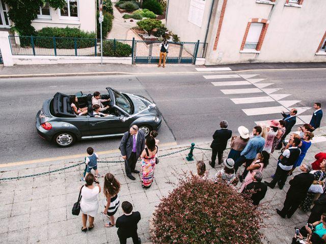 Le mariage de Elodie et Quentin à Frossay, Loire Atlantique 22