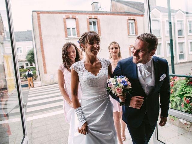 Le mariage de Elodie et Quentin à Frossay, Loire Atlantique 23