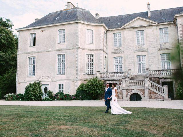 Le mariage de Elodie et Quentin à Frossay, Loire Atlantique 43