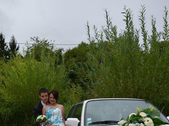 Le mariage de Damien et Anastasia à Champniers, Charente 3