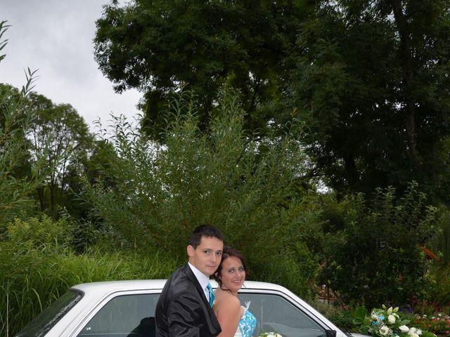Le mariage de Damien et Anastasia à Champniers, Charente 4