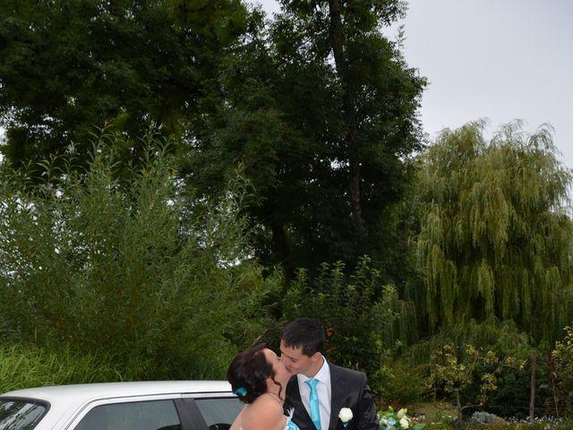 Le mariage de Damien et Anastasia à Champniers, Charente 5